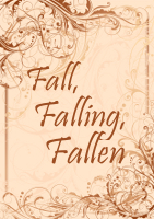 cover for FALL, FALLING, FALLEN