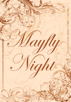 cover for MAYFLY NIGHT