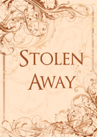 cover for STOLEN AWAY